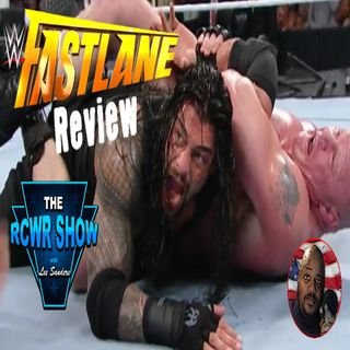 WWE Fastlane 2016 Reaction Show (2-21-16)