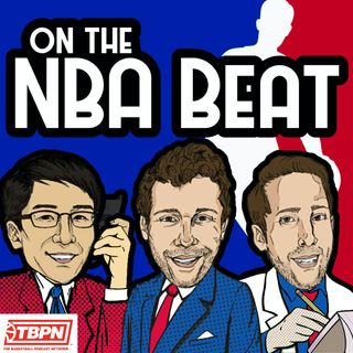 "On the NBA Beat Ep. 146: Jared Weiss: The Nets ""Have a Giant Frickin' Laser Beam"""