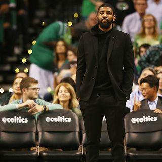 Kyrie Irving Won't Discuss Future Plans With Celtics