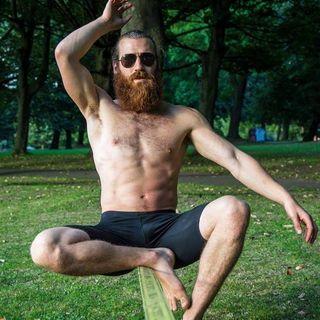 #30 Osteopati, biohacking og døden - med osteopat Jake Ainsworth