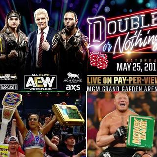 AEW Double or Nothing Preview