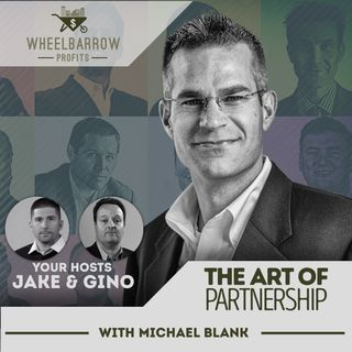 The Art of Partnerships with Michael Blank