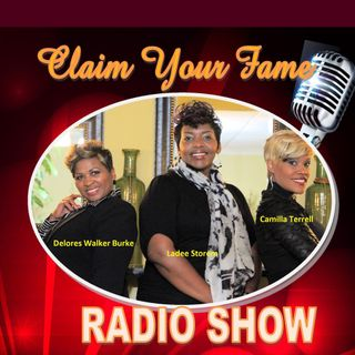 Show Up & Show Out Is The Show Topic On The Claim Your Fame Radio Show