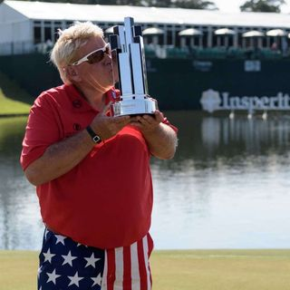 Long John Daly Wins
