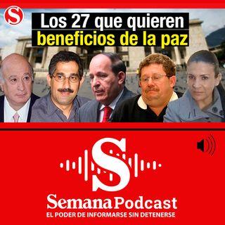 Chuzadas, yidispolítica y cartel de la toga: los escándalos que quieren meter a la JEP