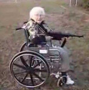the pistol packing seniors