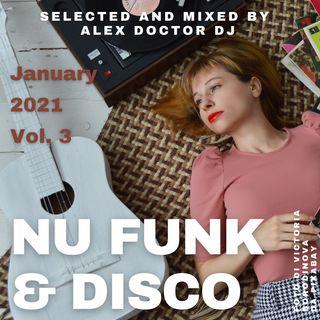 #84 - January 2021 - Nu Disco & Funk vol. 3