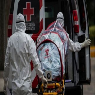 México rebasa las 159 mil muertes por coronavirus