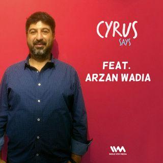 Ep. 225: feat. Urban Designer Arzan Wadia