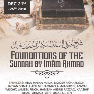 Lesson 2: Ustādh Muhammad Jazā'īrī