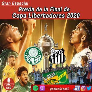 La Previa de la Final de Copa Libertadores 2020