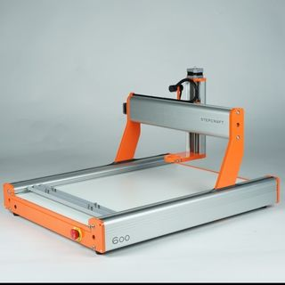CNCRT 37: First Look At Stepcraft 2-600 Desktop CNC Router