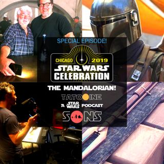 The Mandalorian Panel with Blue Saber Podcast!