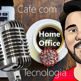 """#6 - Live """"Trabalho Remoto (Home Office) após 1 ano de pandemia"""""""
