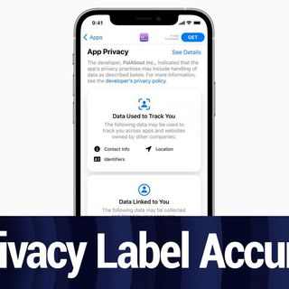 How Accurate Are Apple's Privacy Nutrition Labels? | TWiT Bits