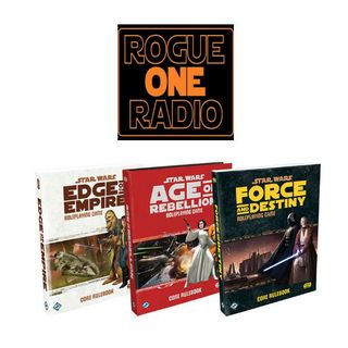Episode 14:  Star Wars Role Playing Games