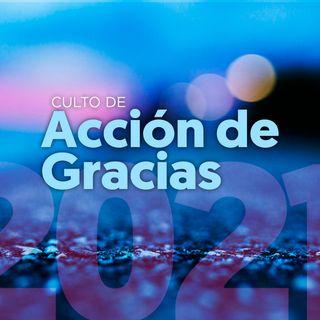 Tema especial: Culto acción de gracias | Eduardo Bastante