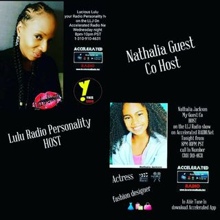 The LLJ Radio Show 03/14/18 *Nathalia Jackson*