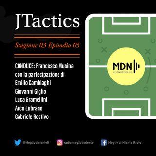 J-TACTICS-Il Coraggio (S03 E05)
