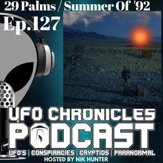 Ep.127 29 Palms / Summer Of '92