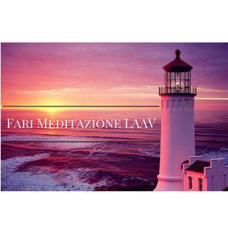 Incontro Meditazione LAAV Siamo fari di Luce