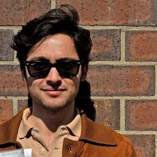 Stefano Pasqualetti: an italian man in New York