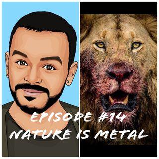 Episode #14 Nature Is Metal