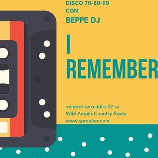 """ I REMEMBER "" Disco Music 70/80/90"