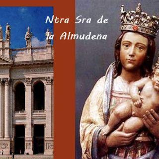 Dedicación de la Basílica de Letrán  Sta. María de la Almudena