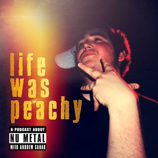 Life Was Peachy: Three Dollar Bill Y'all$ by Limp Bizkit with Claudia Holt