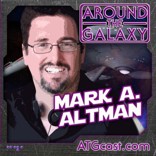 120. Mark A. Altman: Star Trek Wars