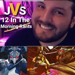Episode 127 - Metroid Dread Trailer 2 Rant