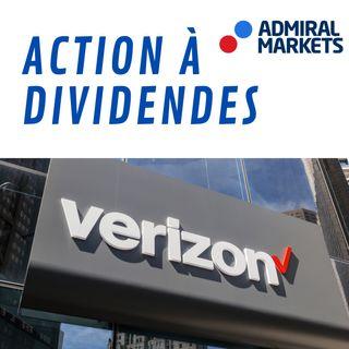 Action à Fort Dividende - Acheter Verizon 👌