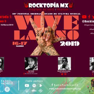 ROCKTOPÍA MX - T1 - ESPECIAL VIVE LATINO 2019