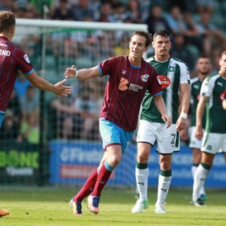 Were Plymouth Argyle the better team in their 4-0 defeat to Scunthorpe United?