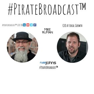 Catch Mike Ruman on the #PirateBroadcast™