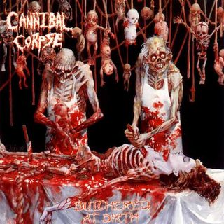 Gorehound's Cannibal Corpse Tribute Show