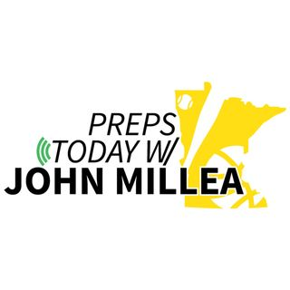 Preps Today w/ John Millea 52 - Football, volleyball, a loyal runner