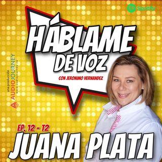 HDV Ep. 12 - COMENZANDO POR EL FINAL con Juana Plata