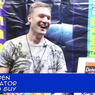 It's The Guano Guy! An Interview With Comic Creator Mark Darden on the Hangin With Web Show