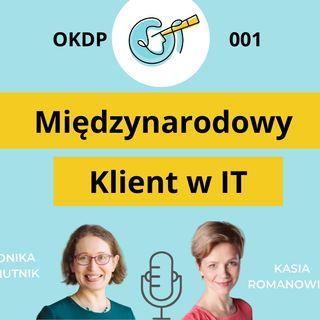 OKDP 001 Międzynarodowy Klient w IT