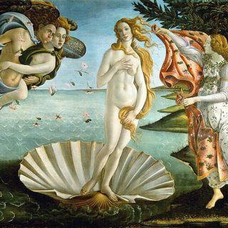 Afrodita, la diosa del amor
