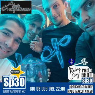 RikyJay Radio Show - ST.2 N.80 -Ospiti DARK EXPERIENCE