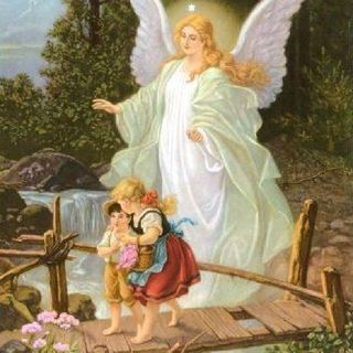 Quién es tu ángel guardián.