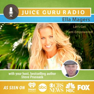 ep. 98: Let's Get Plant-Empowered with Ella Magers