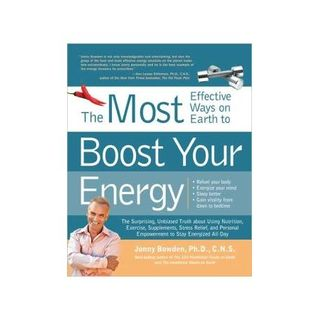 The Most Effective Ways to Boost Your Energy with Jonny Bowden
