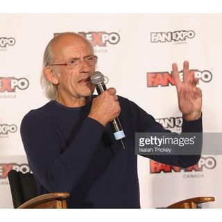 Special Report: Christopher Lloyd at Fanexpo 2016