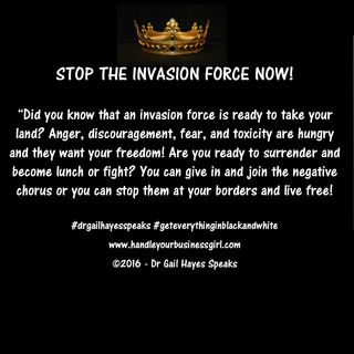 STOP THE INVASION FORCE NOW!!!