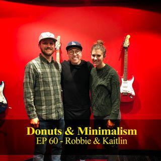 Donuts & Minimalism - Robbie & Kaitlin