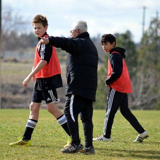 Детский футбол, проблемы футбола в России!